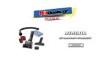 ROWENTA ZR 001110 | Σετ καθαρισμού Αυτοκινήτου | 7 Αξεσουάρ Ηλ. σκούπας
