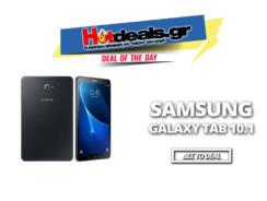 SAMSUNG GALAXY TAB A 10.1 2016 32GB | Tablet Προσφορά  | e-shopgr | 235€