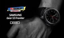 Samsung Gear S3 Frontier Smartwatch | amazon.de | 258€