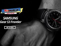 Samsung Gear S3 Frontier Smartwatch   amazon.de   258€