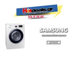 Samsung WD80M4A43JW/LE | Πλυντήριο 8kg + Στεγνωτήριο 4,5kg | eshopgr | 479€