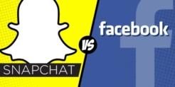 SNAPCHAT VS FACEBOOK | Οι νέοι κάτω των 25 ετών προτιμούν το Snapchat από το Facebook