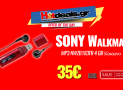 MP3 Sony Walkman NWZB183FR 4 GB Κόκκινο | Public gr | 35€
