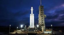 Falcon Heavy SpaceX – Εκτοξεύτηκε ο ισχυρότερος πύραυλος στον κόσμο από την SpaceX