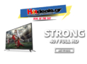 Strong SRT40FX4003 LED Τηλεόραση 40″ Full HD TV | #Black_Friday Public | 199€