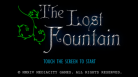 The Lost Fountain App | Παιχνίδι για iPhone iPad iPod Touch | iTunes 11 | Δωρεάν