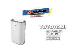 TOYOTOMI TDE-16DTI | Αφυγραντήρας Προσφορά | media markt | 149€