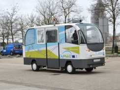 Λεωφορείο Χωρίς Οδηγό στα Τρίκαλα | Ξεκίνησε το ταξίδι του το λεωφορείο χωρίς οδηγό από τα Τρίκαλα