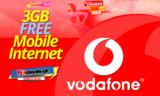 Vodafone CU Carnival Days 3GB Internet ΔΩΡΕΑΝ στο Κινητό για 4 Μέρες | Vodafone Απόκριες 1252 | ΔΩΡΟ/FREE