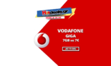 Vodafone GIGA 7GB με 7 ευρώ – Καλοκαιρινή Προσφορά GB Vodafone | Προσφορές Vodafone 2018