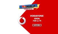 Vodafone GIGA 7GB με 7 ευρώ – Καλοκαιρινή Προσφορά GB Vodafone   Προσφορές Vodafone 2018