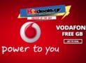 Vodafone Δώρα Προσφορές Χριστούγεννα | 1GB Mobile Internet ΔΩΡΕΑΝ ή 1000 Λεπτά ή Chat Pass