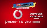 Vodafone Social Pass Δωρεάν | Social Pass FACEBOOK – INSTAGRAM – TWITTER FREE | Δώρα Vodafone 2018