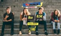 What's Up 8GB με 8.5€ για 1 μήνα #GIGA_month | Cosmote Προσφορές GIGA