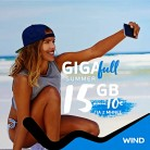 Wind GIGAfull Προσφορά 15GB Mobile Internet με 10€   Wind Καλοκαίρι 2017