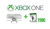 Xbox One 500GB White + Special Edition Quantum Break | germanos | 199€
