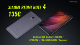 XIAOMI Redmi Note 4 Pro Smartphone Κινητό | 5″ Inch OctaCore (3GB RAM / 32GB / 13MP) | Banggood | 135€