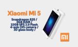 Xiaomi Mi5 32GB Smartphone Κινητό 5,15″ (3GB RAM / 32GB / 16MP) | Banggood | 200€