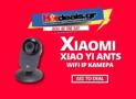 Xiaomi Xiao Yi Ants Ασύρματη IP Κάμερα Ασφαλείας | Wifi HD Night Vision Baby Monitor | Gearbest | 23€